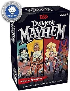 Dungeons & Dragons: Dungeon Mayhem kortspel