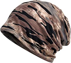 Camouflage Beanies Chemo Caps Cancer Headwear Skull Cap Knitted hat Scarf for Womens Mens