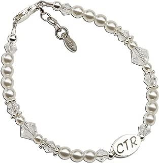 lds baptism bracelet