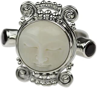 Best carved silver ring Reviews