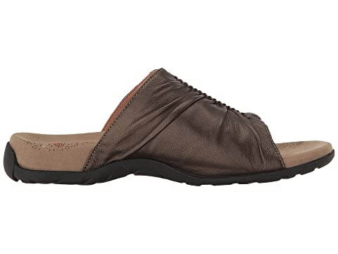 Cuero Blackblack Metallicnavy Leatherbronzecocoa 2 De Taos Regalo Pearlpewtertaupe Calzado De Impresa TOwBIqBZU