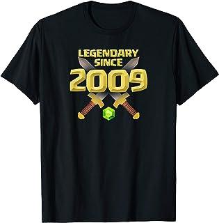 Legendary Since 2009 Clan Swords 11th Royale c2 Birthday T-Shirt