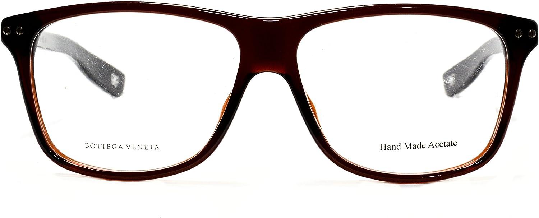 Bottega Veneta eyeglasses BV 140 MP0 Brown eyeglasses,Size 5513145