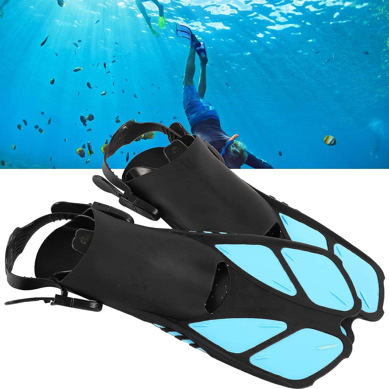 SALALIS Snorkel Fins, Swim Fins Convex Swimming Training Fins Di