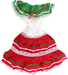 Leos Imports (TM) Girls Mexico Dress