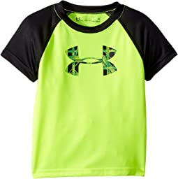 Under Armour Kids Distinction Big Logo Raglan (Little Kids/Big Kids)