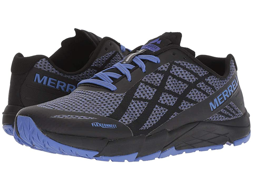 Merrell Bare Access Flex Shield (Black/White) Women