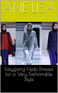 Easygoing Hijab Dresses for a Very Fashionable Style