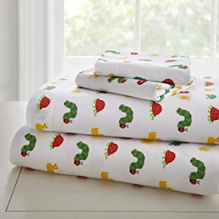 the very hungry caterpillar crib bedding set