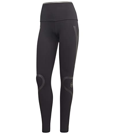 adidas by Stella McCartney True Performance Tights FU0286 (Black) Women