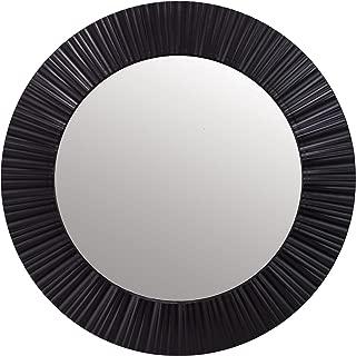 kieragrace Bel Air Wall-Mounted-Mirrors, Black