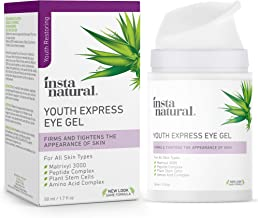 anti aging eye gel by InstaNatural
