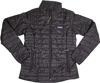 Best patagonia women's nano puff jacket black Reviews