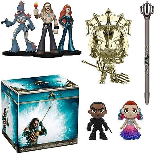 Aquaman Treasure Collectors Box Funko Pop  Standard