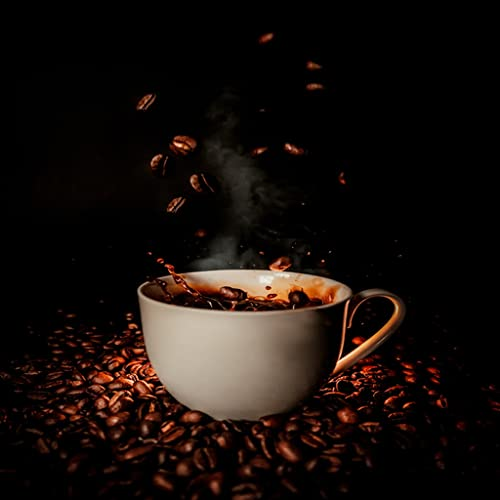 Making coffee صنع القهوة