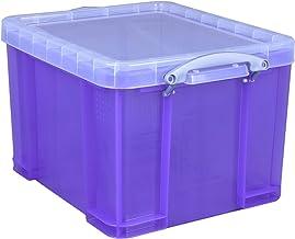 Really Useful Boxes UB35L opbergdoos, violet