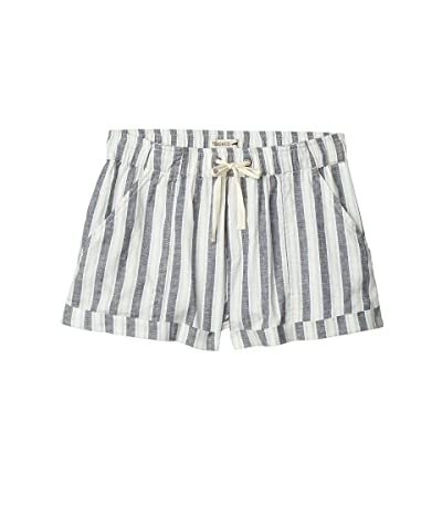 Toad&Co Taj Hemp Shorts (Navy Stripe) Women