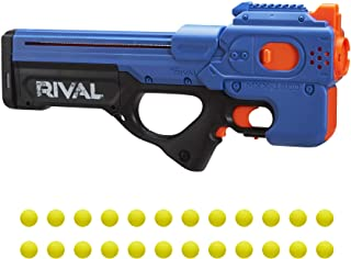 Nerf Rival Charger MXX-1200 Motorized Blaster -- 12-Round Capacity, 100 FPS Velocity -- Includes 24 Official Nerf Rival Ro...