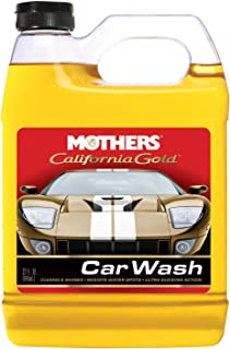 Mothers 05632-6 California Gold Car Wash - 32 oz., (Pack of 6)