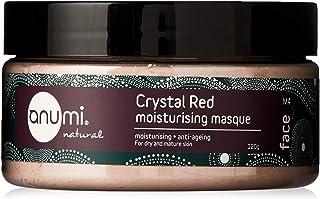 Anumi Skincare Crystal Red Moisturising Clay Masque 120 g, 120 grams