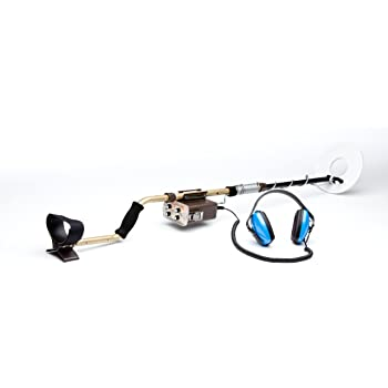 "Tesoro Sand Shark with an 8"" Search Coil Metal Detector"