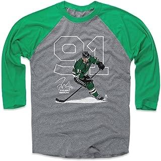 Tyler Seguin Shirt - Vintage Dallas Hockey Raglan Tee - Tyler Seguin Number
