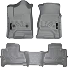 Husky Liners Front & 2nd Seat Floor Liners Fits 15-18 Suburban/Yukon XL