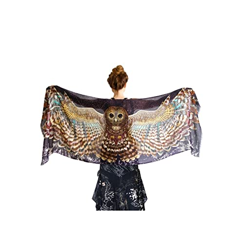 Wing Scarf Amazon Com