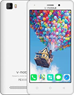 Unlocked Cell Phones Dual 4G LTE, Android 8.1, 5.2 Inch Quad-core HD Unlocked Smart Phone, 16GB ROM/64GB Phones, Compatible with ATT, T-Mobile, Cricket, Metro PCS, Straight Talk Other GSM Carriers