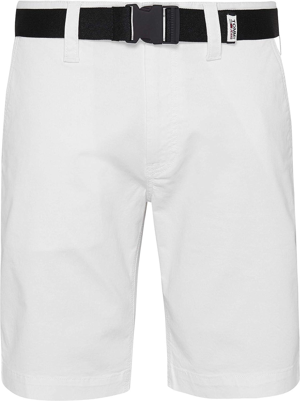 Tommy Jeans TJM Ethan Worker Short Pantalones Cortos para Hombre