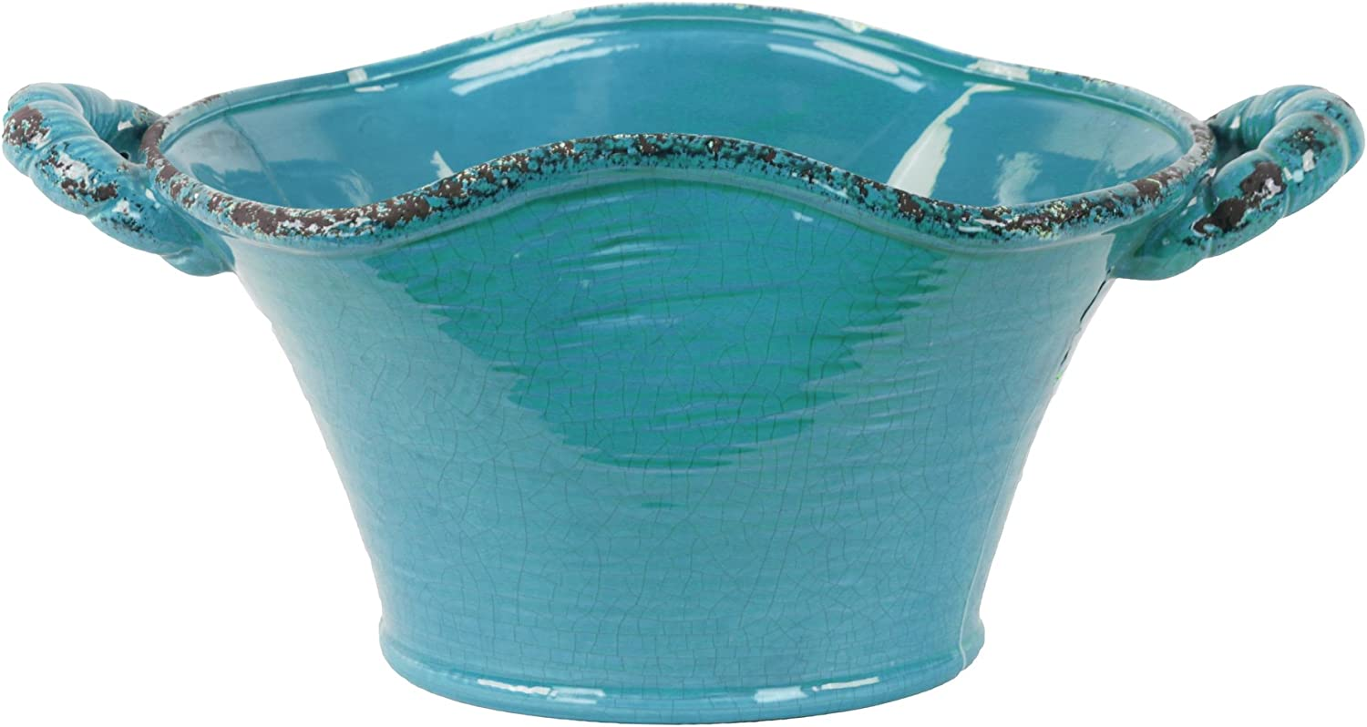 Urban Dallas Mall Trends 31826 Ceramic Stadium Shaped Pot wit Tuscan Mail order cheap Tapered