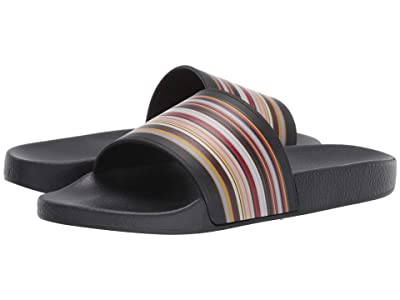 Paul Smith Ruben Multi Stripe Sandal (Multicolor) Men