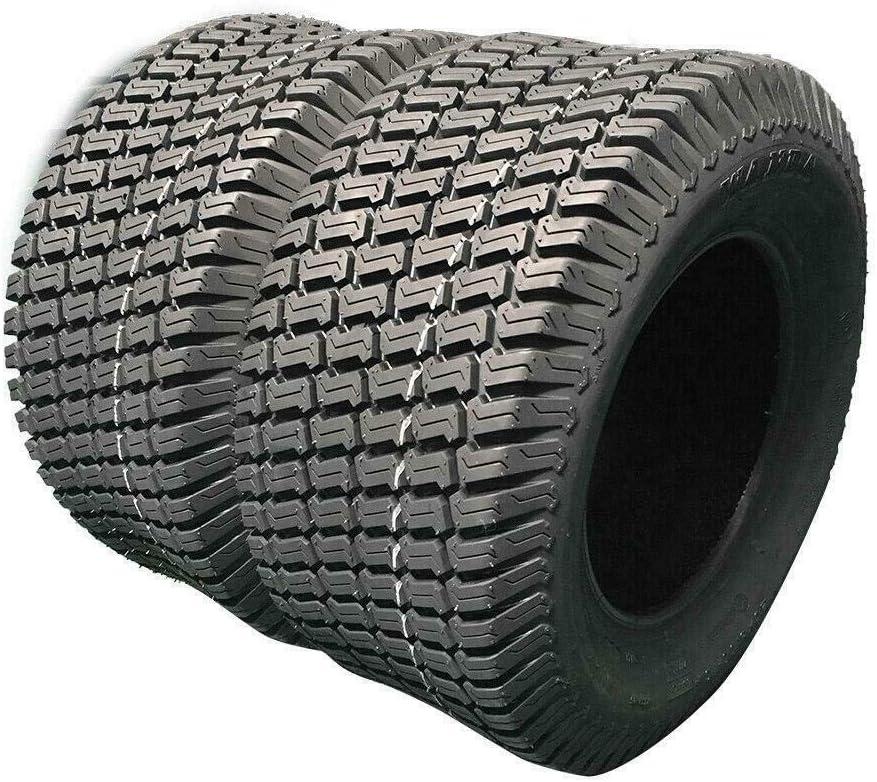 PARTS-DIYER Ranking TOP6 Set of 2 20x8.00-8 Lawn Golf Tire Popular shop is the lowest price challenge Mower Garden Go