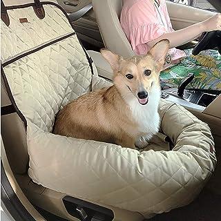 Nfudishpu Pet Pads,Multifunctional Pet Dog Car Mattress Outstanding Front Rear Row Car Thickening Pet Pad Toys