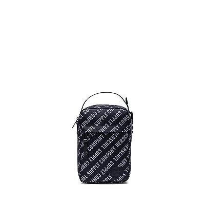 Herschel Supply Co. Chapter Connect (Roll Call Black/Sharkskin Small) Bags