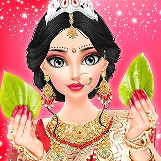East Indian Wedding Fashion Salon for Bride - wedding salon and Dressup doll free game for girls - Wedding Mania - Stylist Salon Game