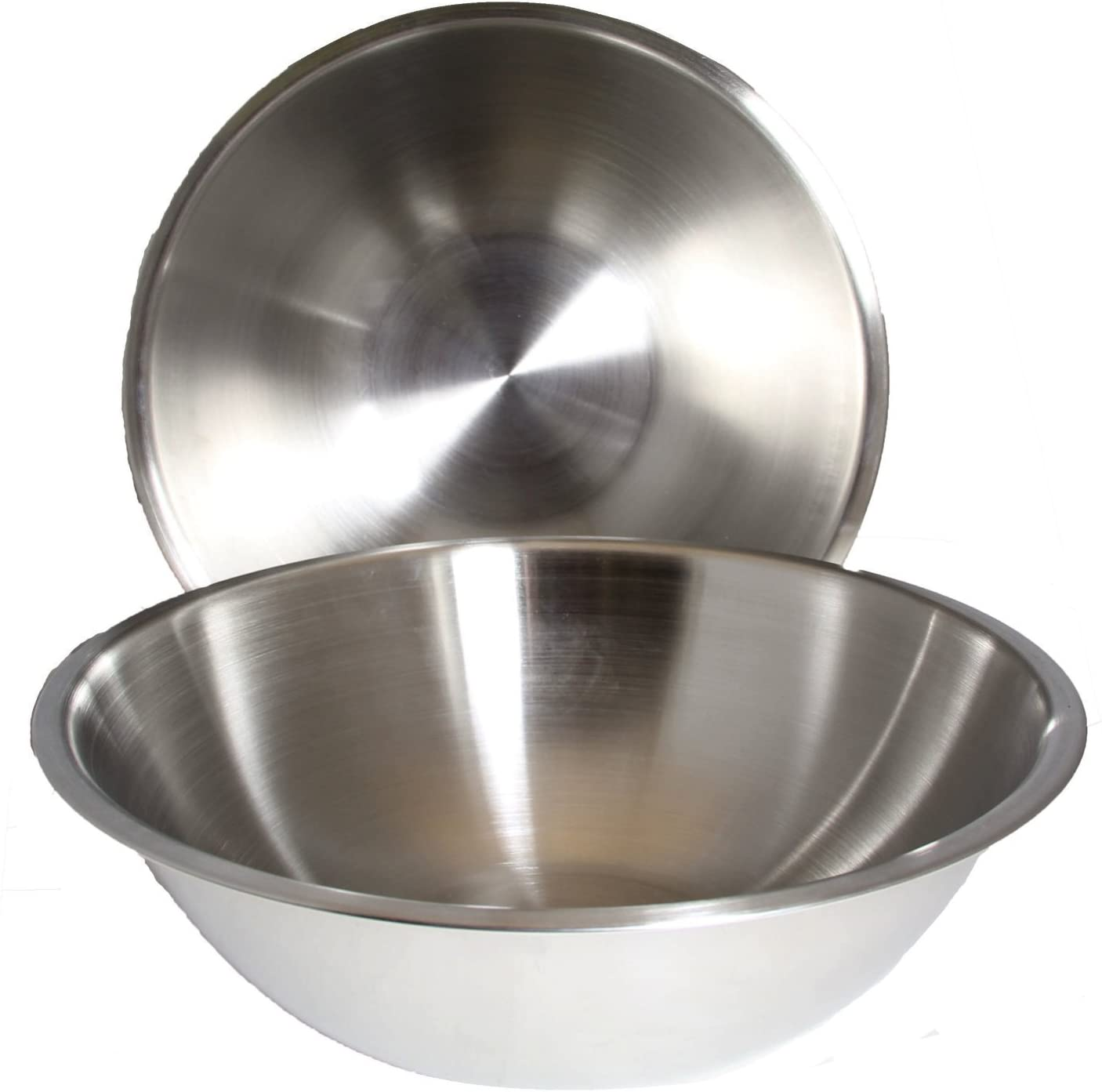 Directly managed store Bombing free shipping SET OF 12 - Large 13 1 Stainless Rim Wide 4 Flat Inch Steel