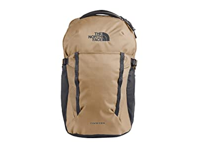 The North Face Pivoter Backpack (Moab Khaki/Asphalt Grey) Backpack Bags