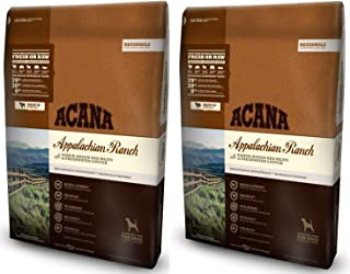 ACANA Regionals Appalachian Ranch for Dogs (2 Pack / 12-Ounce Bags)