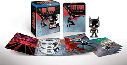 Batman Beyond: The Complete Series [2019] [Blu-Ray] Deluxe Limited Edition