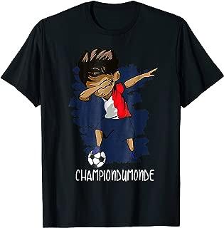 Dabbing Champions Du Monde - France World Champions Shirt.
