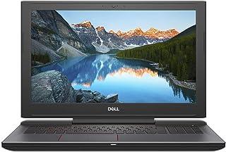 Dell G5 15 Gaming Laptop - Intel Core i7-8750H, 15.6-Inch FHD, 1TB + 256GB SSD, 16GB, 4GB VGA-GeForce GTX 1050Ti, Eng-Arb-KB, Windows 10, Black