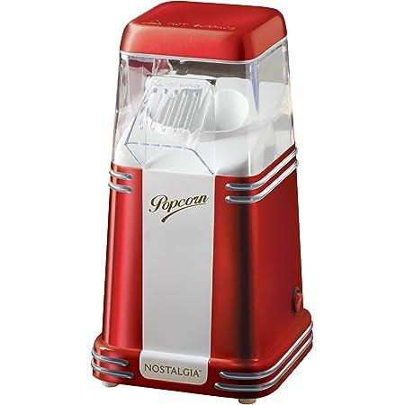 Dace Appliances North America RHP310 Máquina de Palomitas de Maíz de Aire Caliente, color Rojo