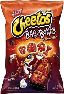 Cheetos Flamin Hot Bag Of Bones Puffs 7.5oz, pack of 1
