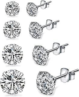 Best tiffany & co sterling silver ball earrings Reviews
