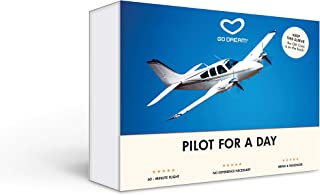 Pilot for a Day Experience Gift Card NYC - GO DREAM - Sent in a Gift Package