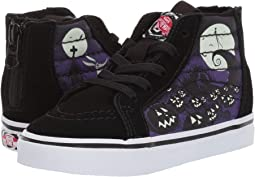 (Disney) SK8-Hi Zip Jack's Lament/Nightmare