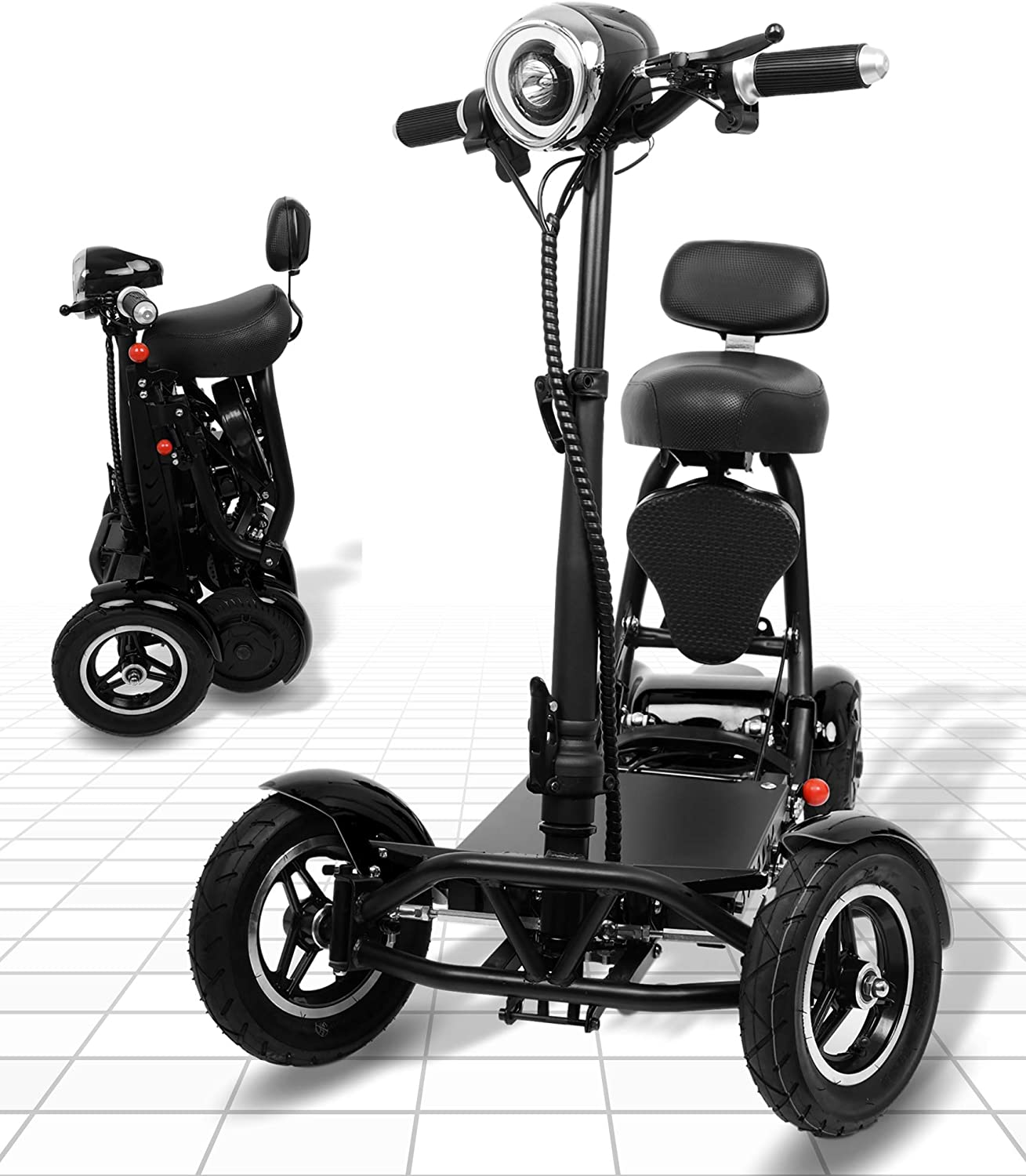 Foldable Mobility Scooter Popular shop is the lowest price challenge for Lightweight Adults Seniors and Bargain sale