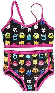 Emoji Swimsuit for Girls 2-Piece