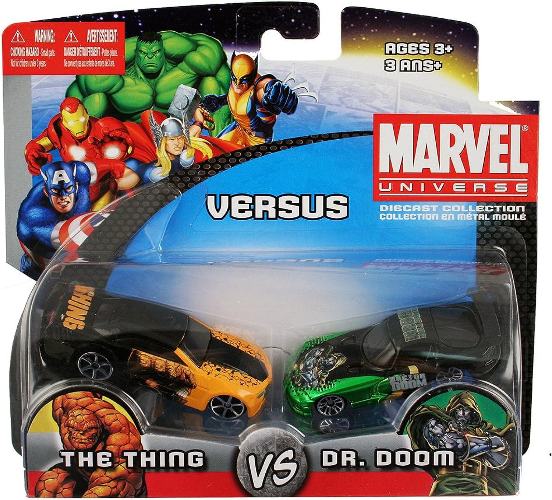 Maisto Marvel Universe The Thing vs. Dr. Doom B00IYQD84M Stilvoll und lustig | Große Ausverkauf